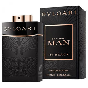 BVLGARI MAN IN BLACK INTENSE EDP FOR MEN