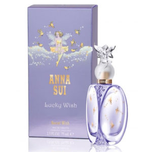 ANNA SUI SECRET WISH LUCKY WISH EDT FOR WOMEN
