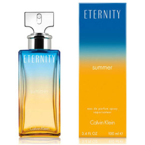 CALVIN KLEIN ETERNITY SUMMER 2017 EDP FOR WOMEN