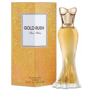 PARIS HILTON GOLD RUSH EDP FOR WOMEN
