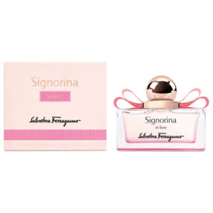 SALVATORE FERRAGAMO SIGNORINA IN FIORE EDT FOR WOMEN