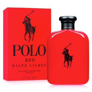 RALPH LAUREN POLO RED EDT FOR MEN