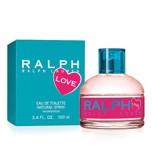 RALPH LAUREN RALPH LOVE EDT FOR WOMEN