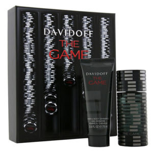 DAVIDOFF THE GAME 2 PCS GIFT SET FOR MEN