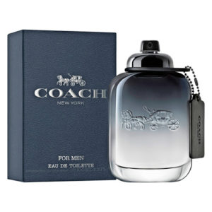 COACH NEW YORK EDT FOR MEN