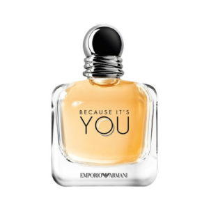 EMPORIO ARMANI BECAUSE IT'S YOU EDP FOR WOMEN 1