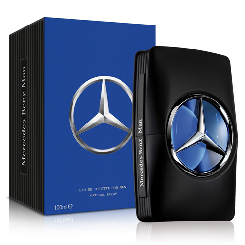 Mercedes benz man edt for men for Mercedes benz for men