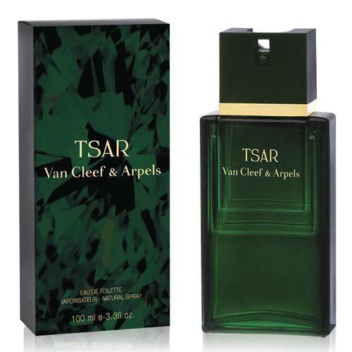 VAN CLEEF & ARPELS TSAR EDT FOR MEN