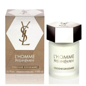 YSL L'HOMME COLOGNE GINGEMBRE EDT FOR MEN
