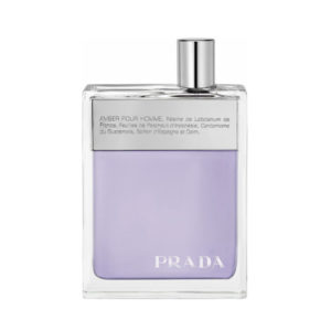 PRADA AMBER POUR HOMME EDT FOR MEN