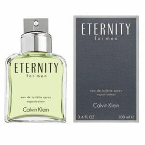 CALVIN KLEIN ETERNITY EDT FOR MEN