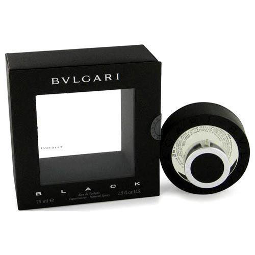 BVLGARI BLACK EDT FOR MEN