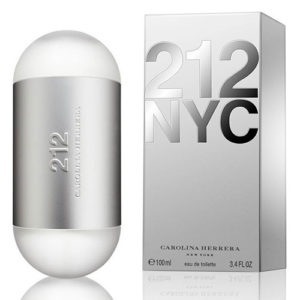 CAROLINA HERRERA 212 NYC EDT FOR WOMEN