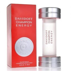 DAVIDOFF CHAMPION ENERGY EDT FOR MEN
