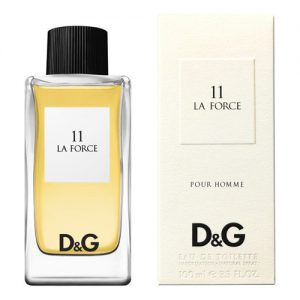 D&G 11 LA FORCE EDT FOR UNISEX