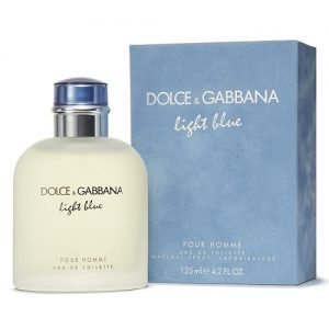 D&G LIGHT BLUE EDT FOR MEN
