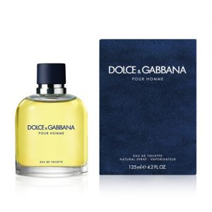 D&G POUR HOMME EDT FOR MEN