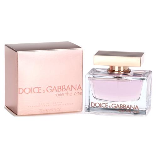 D Amp G Rose The One Edp For Women Dolce Amp Gabbana