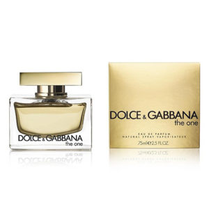 D&G THE ONE EDP FOR WOMEN