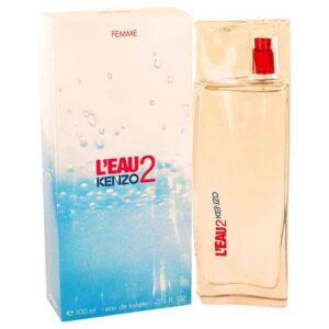KENZO LEAU PAR 2 EDT FOR WOMEN