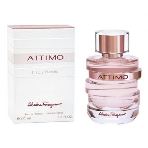 SALVATORE FERRAGAMO ATTIMO LEAU FLORALE EDT FOR WOMEN