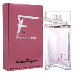 SALVATORE FERRAGAMO F FOR FASCINATING EDT FOR WOMEN