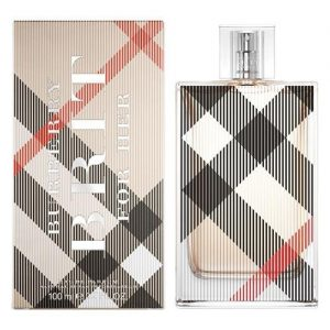 BURBERRY BRIT EDP FOR WOMEN