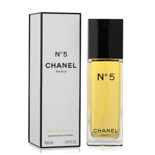 CHANEL NO. 5 EDT FOR WOMEN