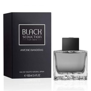ANTONIO BANDERAS BLACK SEDUCTION EDT FOR MEN
