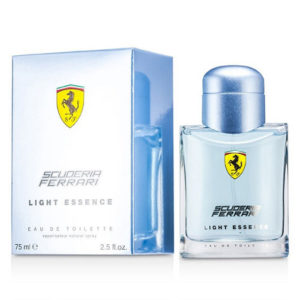 FERRARI SCUDERIA LIGHT ESSENCE EDT FOR MEN