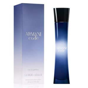GIORGIO ARMANI CODE EDP FOR WOMEN