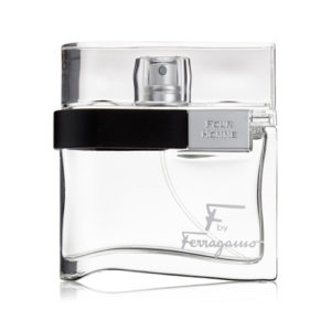 SALVATORE FERRAGAMO F BLACK POUR HOMME EDT FOR MEN