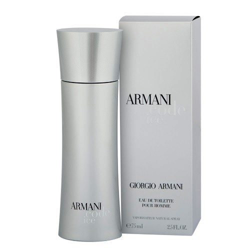 Edt Ice Giorgio For Armani Men Code 8OX0Pknw