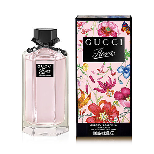 GUCCI FLORA GORGEOUS GARDENIA EDT FOR WOMEN