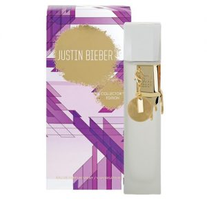 JUSTIN BIEBER COLLECTOR'S EDITION EDP FOR WOMEN