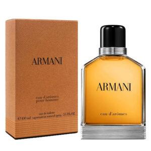 GIORGIO ARMANI EAU D'AROMES POUR HOMME EDT FOR MEN
