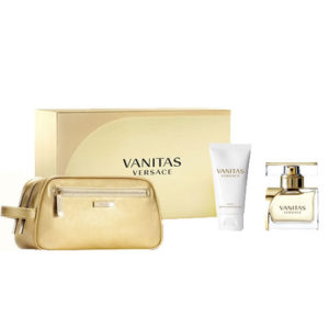 VERSACE VANITAS 3 PCS GIFT SET FOR WOMEN