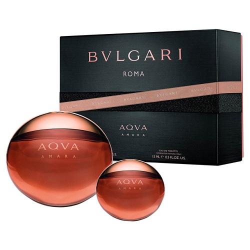 f7bc71e5bb BVLGARI AQVA AMARA 2 PCS GIFT SET FOR MEN - FragranceCart.com