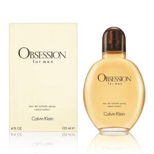CALVIN KLEIN OBSESSION EDT FOR MEN