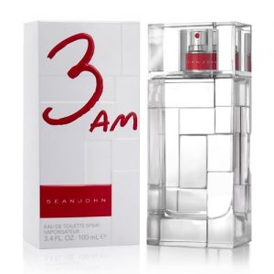 SEAN JOHN 3 AM EDT FOR MEN