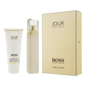 HUGO BOSS JOUR TRAVEL EDITION COFFRET 2 PCS GIFT SET FOR WOMEN