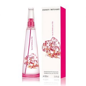 ISSEY MIYAKE L'EAU D'ISSEY SUMMER 2015 EDT FOR WOMEN