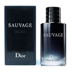 CHRISTIAN DIOR SAUVAGE EDT FOR MEN