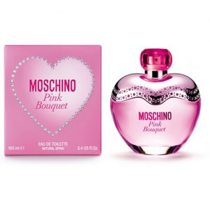 MOSCHINO PINK BOUQUET EDT FOR WOMEN