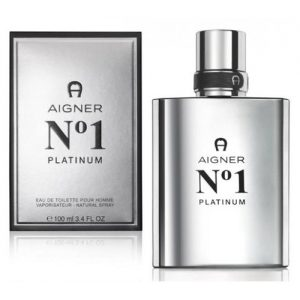 AIGNER NO 1 PLATINUM EDT FOR MEN