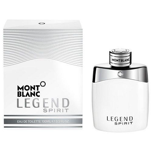 MONT BLANC LEGEND SPIRIT EDT FOR MEN