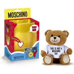 MOSCHINO TOY EDT FOR UNIXSEX