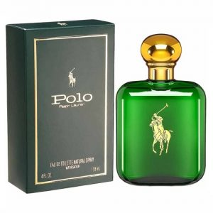 RALPH LAUREN POLO GREEN EDT FOR MEN