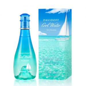 DAVIDOFF COOL WATER SUMMER SEA EDT FOR WOMEN