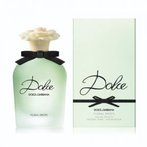 D&G DOLCE FLORAL DROPS EDT FOR WOMEN